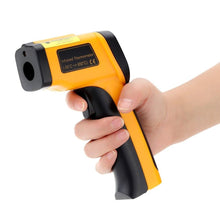 HiLine Non-Contact Handheld Infrared Thermometer with LCD Screen Infrared Thermometers