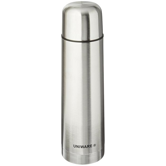 Stainless Steel Vacuum Flask - 16.9 Ounces or 500ml  - UntilGone.com