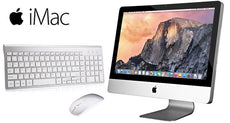 "Apple iMac 21.5"" with Intel Core i5, 4GB RAM, 1TB Hard Drive, DVD SuperDrive + FREE Keyboard & Mouse"