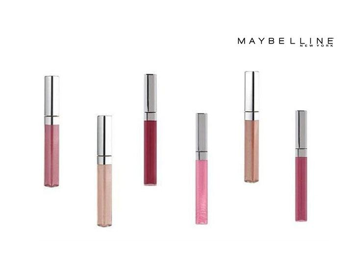 Maybelline New York Colorsensational Lip Gloss Set [6-Pack] Lip Gloss