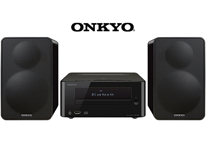 Onkyo Colibrino Hi-Fi Home Audio System with Bluetooth