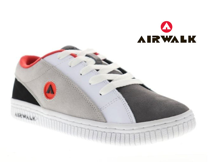 Airwalk The One Tricolored Suede Sneakers