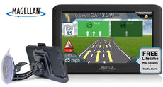 "Magellan Roadmate 5"" Touchscreen GPS with 3D Navigation & Free Lifetime Maps"