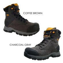 "Magnum Men's Baltimore 6"" Waterproof Utility Boots With Composite Toe  - UntilGone.com"