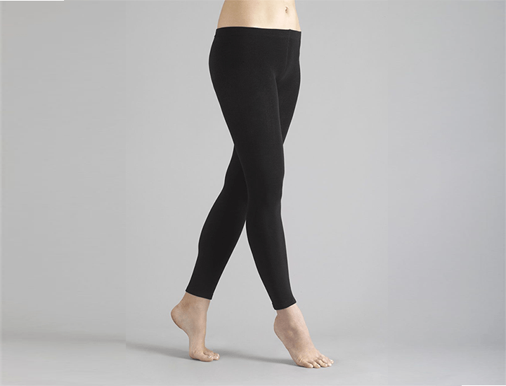 (2-Pack) Fleece-Lined Seamless Leggings with Extended Sizes