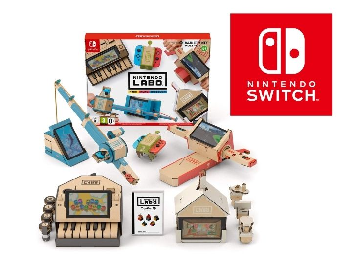 Nintendo Labo Toy-Con Robot or Variety Kit for Nintendo Switch