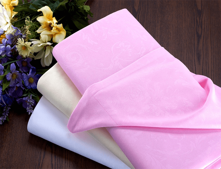 Bibb Home Floral Embossed 4-Piece Microfiber Sheet Set