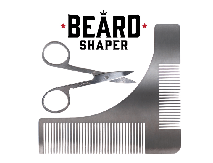 Daily Deals Men's Legacy Beard Shaper Tool Shaving & Grooming