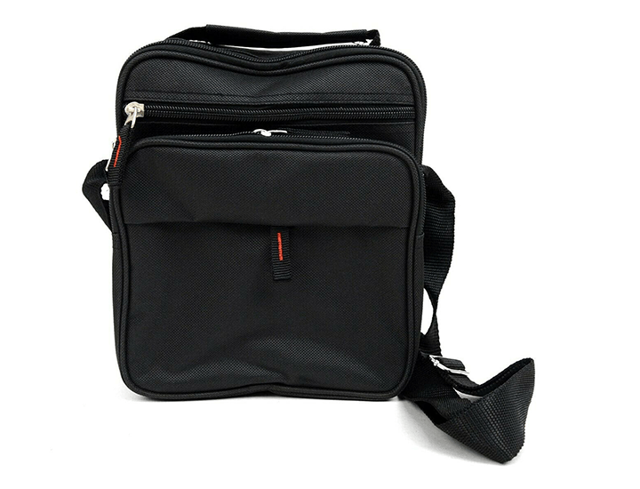 Daily Deals Men's Small Messenger Bag with Adjustable Strap Messenger Bags