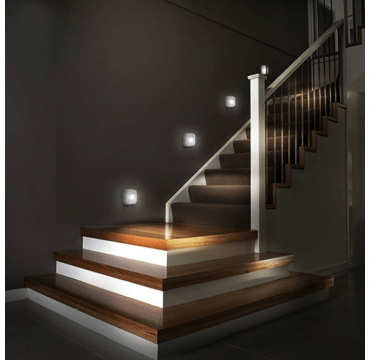 Daily Deals Motion Activated Night Light (2-Pack) Night Lights & Ambient Lighting