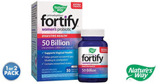 Nature's Way Fortify Women's Probiotic for Digestive and Immune Health