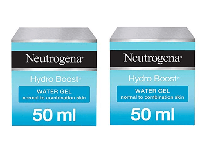 Daily Deals Neutrogena Hydro Boost Water Gel Facial Moisturizer (2-Pack) Skin Care