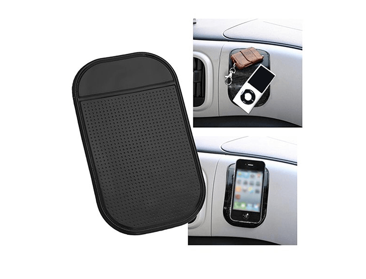 Daily Deals Non-Slip Dashboard Pads (2-Pack) Vehicle Dashboard Accessories