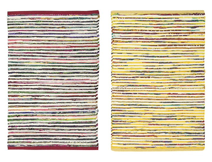 Daily Deals Nourison Montclair Stripe Accent Floor Rugs (Set of 2) Rugs