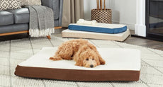 Deluxe Indoor/Outdoor Water-Resistant Orthopedic Pet Bed