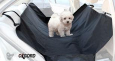 Hammock Style Pet Car Seat Cover– Fits Most Cars, SUV, Vans & Trucks