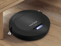 PureClean Automatic Robot Vacuum Cleaner with HEPA Filter