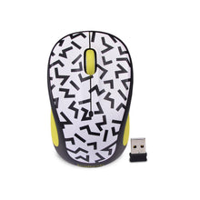 Logitech M317c 2.4GHz Wireless Optical Scroll Mouse w/ Nano USB Receiver Keyboard & Mouse Wrist Rests
