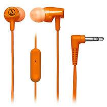 [2-Pack] Audio-Technica SonicFuel In-Ear Headphones with Mic & Control  - UntilGone.com
