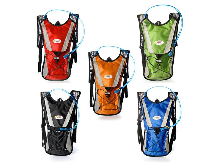 Daily Deals Sport Force Hydration Backpack Backpacks