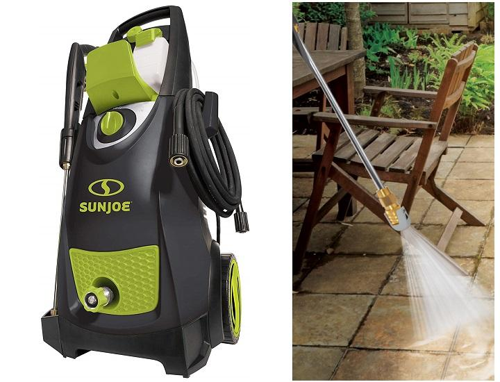 Daily Deals Sun Joe 2,800 PSI High-Performance Brushless Pressure Washer Pressure Washers