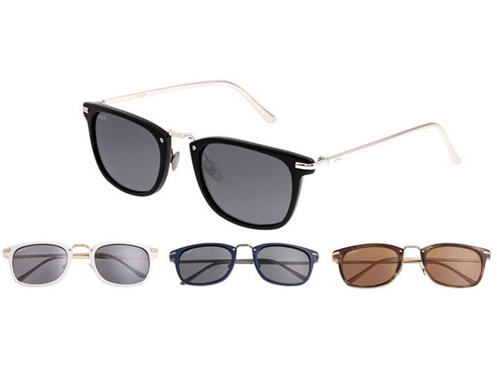Simplify Theyer Classic Sunglasses with Scratch Resistant Lenses
