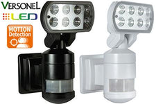 Versonel Nightwatcher Pro Motion-Tracking LED Security Flood Light