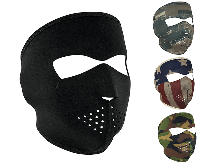 Daily Deals Warm Neoprene Full Face Mask Balaclavas