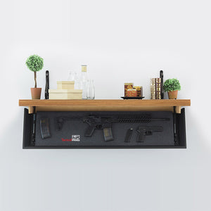 Magnificent Tactical Walls 1242 Rifle Length Shelf Onthecornerstone Fun Painted Chair Ideas Images Onthecornerstoneorg