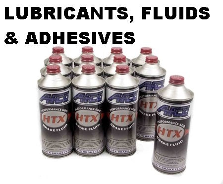 Lubricants, Fluids & Adhesives