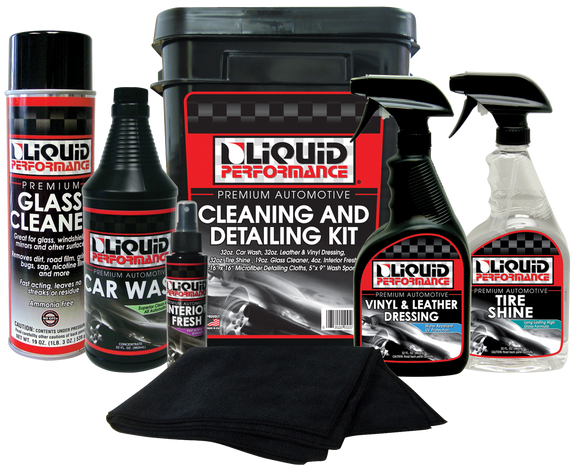 Liquid Performance Car Care Products