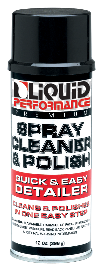 Quick Detailer Spray Cleaner & Polish