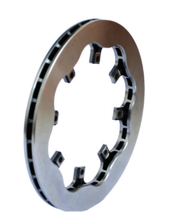 Lightweight rear brake rotor .810