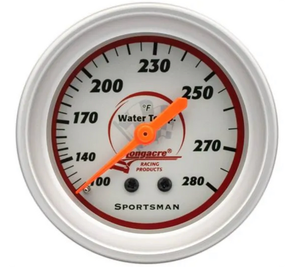 Longacre® 52-46516 AccuTech® Sportsman Water Temp. Gauge