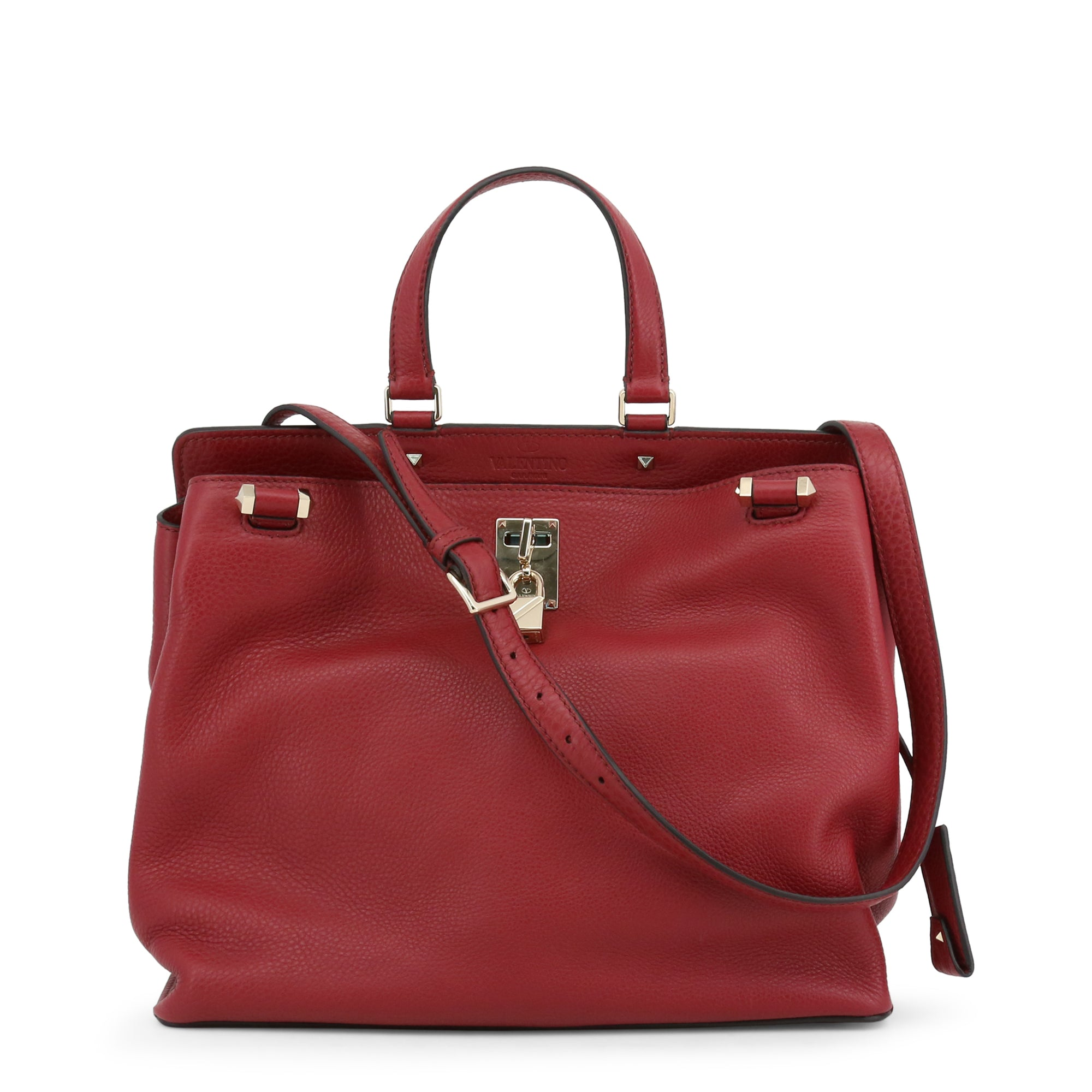 Valentino Women Red Shoulder Bag Mod. NW2B0A54VSL | Wachoria