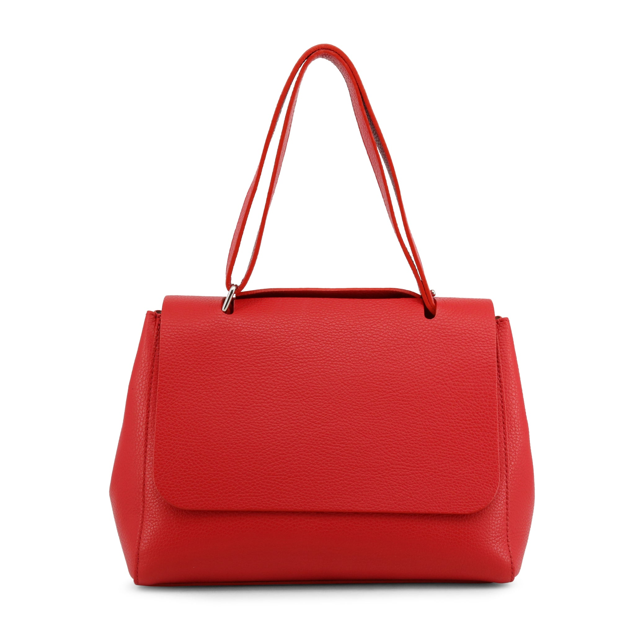 Made in Italia Women Red Shoulder Bag Mod. ISOTTA | Wachoria