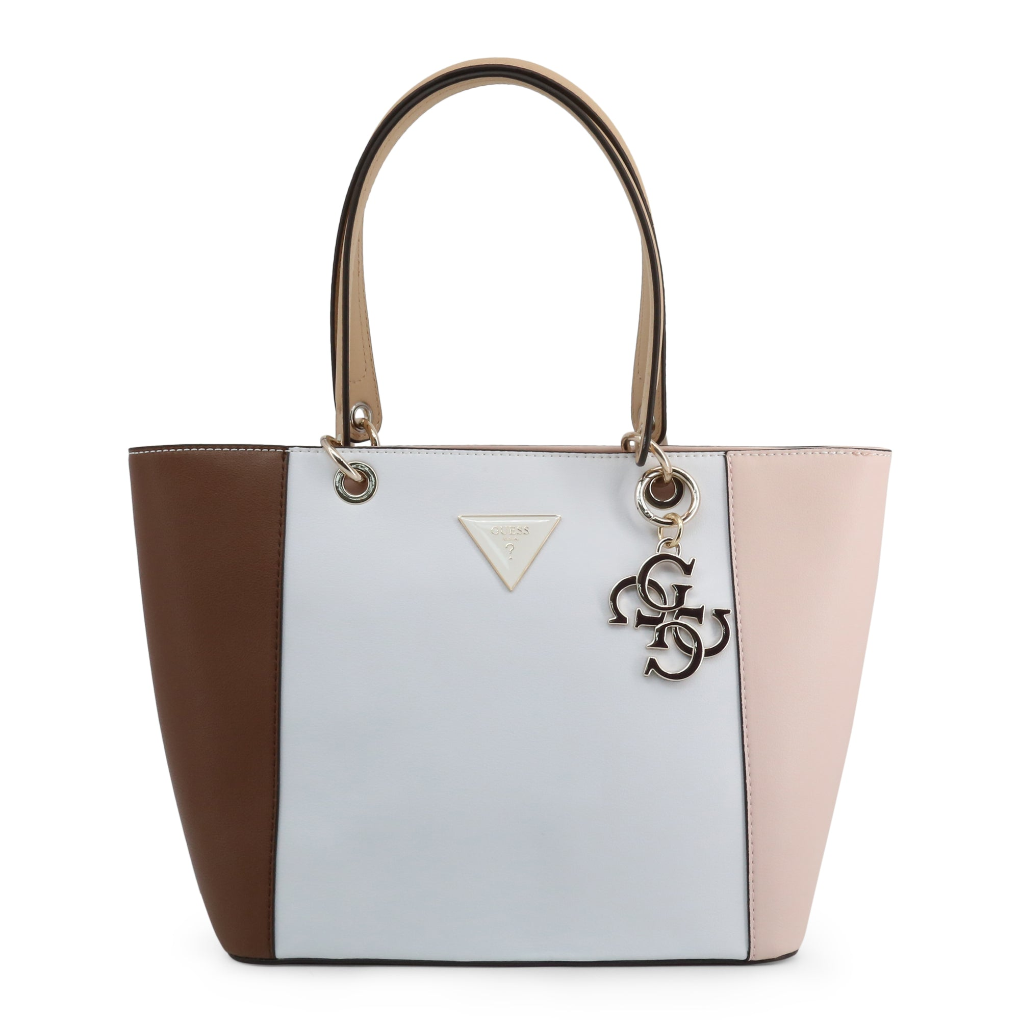 Guess Women White Shoulder Bag Mod. HWET66_91230 | Wachoria