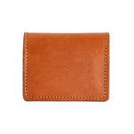 OLLIVETTE Brown Leather Wallet