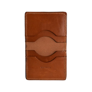Load image into Gallery viewer, OLLIVETTE Brown Leather Wallet