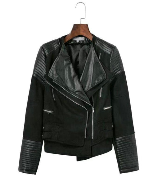 Debonair Women Animal Activist Jacket