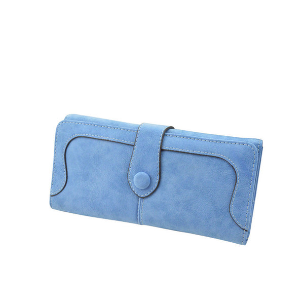 Women's Vegan Leather Wallet