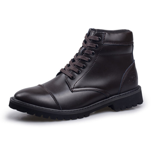 Vegan Men's Italian Dress Boot