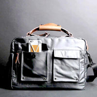 Super Vegan Laptop Briefcase