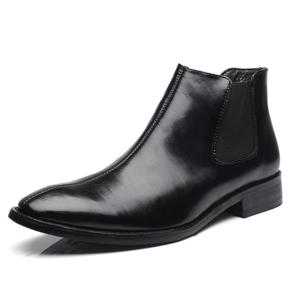 Chelsea English Vegan Boots
