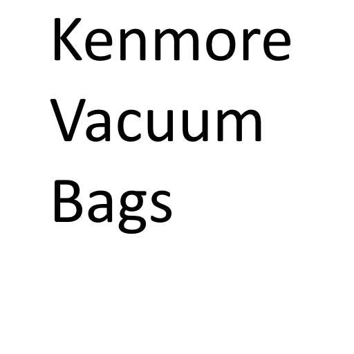 Kenmore Vacuum Cleaner Bags - Buy  in bulk and save!