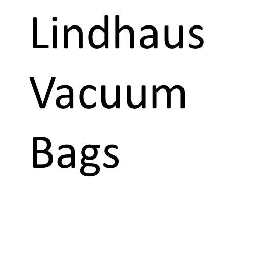 Lindhaus Vacuum Cleaner Bags (Genuine)