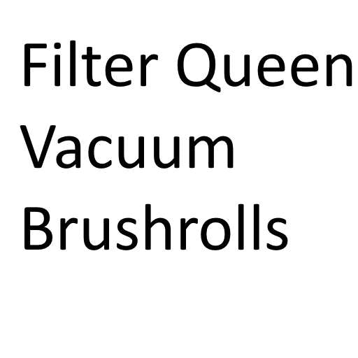 Filter Queen Vacuum Cleaner Brushroll - FREE SHIPPING Available
