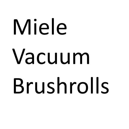 Miele Vacuum Cleaner Brushroll