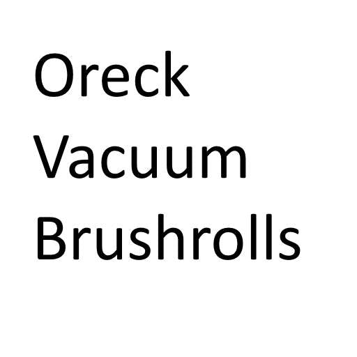 Oreck Vacuum Cleaner Brushrolls