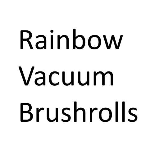 Rainbow Vacuum Cleaner Brushrolls